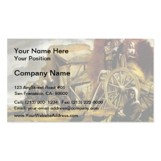 Le Nain brothers- The Cart Business Cards