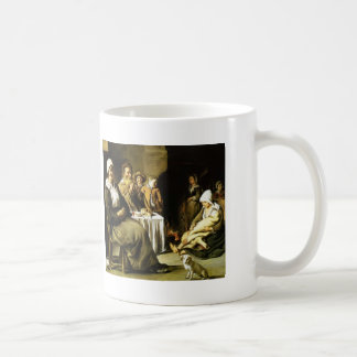 Le Nain brothers- The Family Meal Coffee Mug
