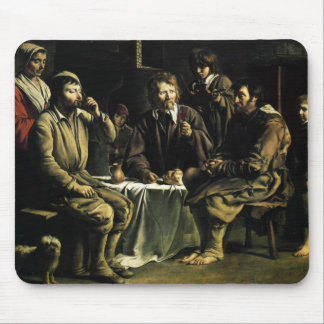 Le Nain brothers- The peasant's meal Mouse Pad