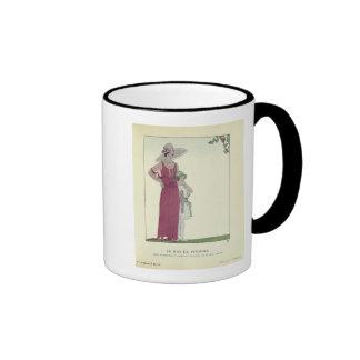 Le Nid de Pinsons Coffee Mug