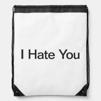 Le odio mochila
