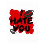 le odio postal