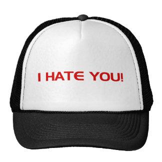 ¡Le odio!  - Punk alternativo de la roca del Grung Gorras