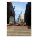 Le Panthéon Greeting Card