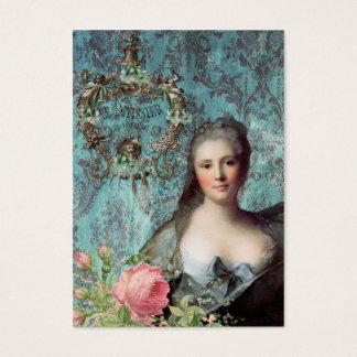 Le Patissier Madame Pompadour Business Card