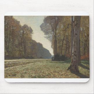 Le Pavé de Chailly (1865) Mouse Pad