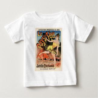 Le Pays  des Fées,  Jules Chéret Baby T-Shirt