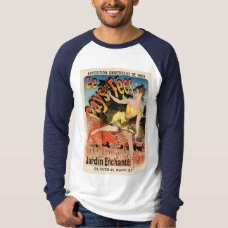 Le Pays  des Fées,  Jules Chéret T-Shirt
