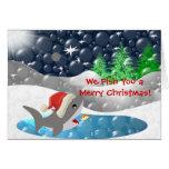 Le pescamos las Felices Navidad Felicitacion