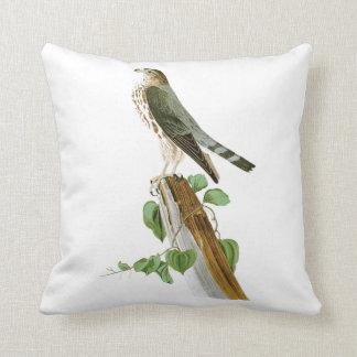 Le Petit Caporal John Audubon Birds of America Throw Pillow