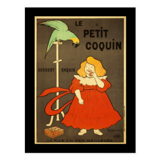 Le Petit Coquin by Cappiello Vintage Advertisement Post Cards