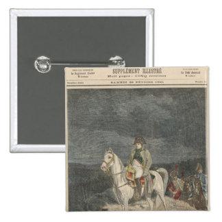 Le Petit Journal Pin Cuadrada 5 Cm