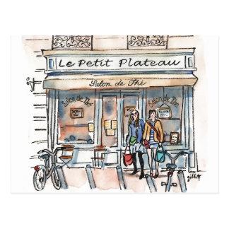 LE PETIT PLATEAU París Tarjetas Postales