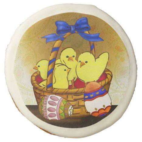 Le Petit Poule Easter 1 DOZEN BULK Sugar Cookie
