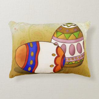 Le Petit Poule Easter SITTING ROOM 2 Decorative Pillow