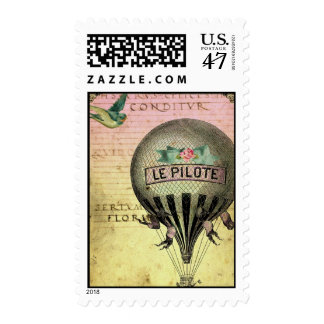 *Le PiLoTe* Postage Stamp