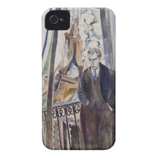 Le Poète Philippe Soupault by Robert Delaunay 1922 Blackberry Bold Case