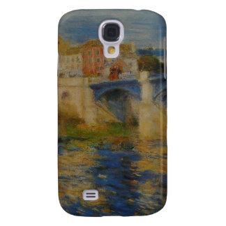 Le Pont de Chatou - Pierre-Auguste Renoir 1875 Samsung Galaxy S4 Cover