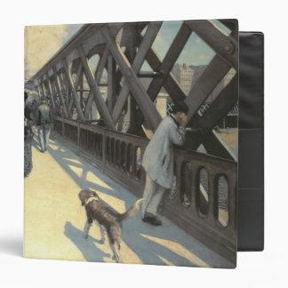 Le Pont de L'Europe, 1876 Binder