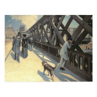 Le Pont de L'Europe, 1876 Post Cards