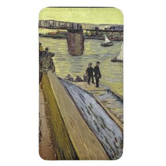 Le Pont de Trinquetaille en Arles 1888 aceite en