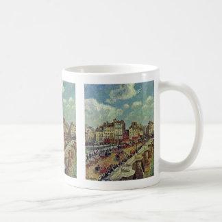 Le Pont-Neuf By Pissarro Camille Coffee Mug
