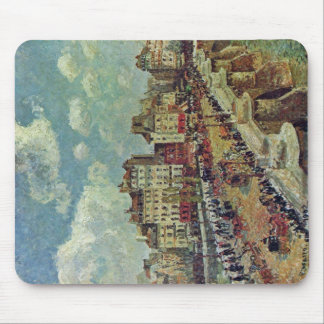 Le Pont-Neuf By Pissarro Camille Mouse Pad