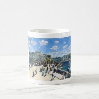 Le Pont-Neuf, Paris Pierre Auguste Renoir painting Coffee Mug