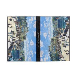 Le Pont-Neuf, Paris Pierre Auguste Renoir painting iPad Mini Cases