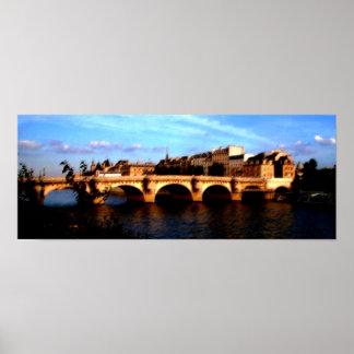Le Pont Neuf Print