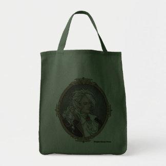 Le Portrait Du Vampire Gothic Bag
