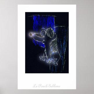 Le Pouch Sublime Poster
