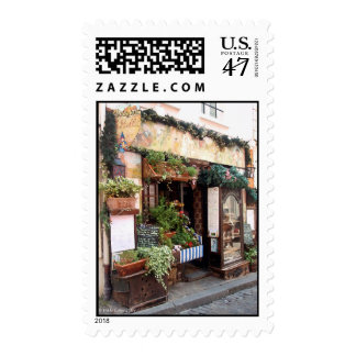 Le Poulbot Postage Stamp