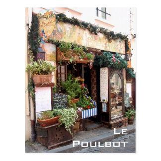 Le Poulbot Postcard