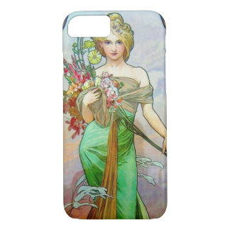 Le Printemps c1895 iPhone 7 Case