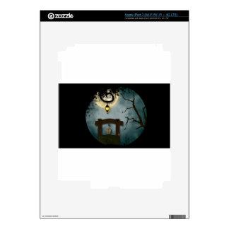 Le Puit iPad 3 Decals