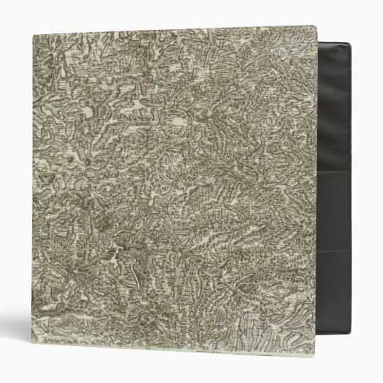 Le Puy 3 Ring Binder