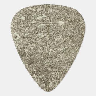 Le Puy Guitar Pick