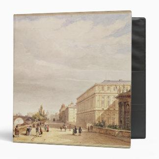 Le Quai d Orsay 1839 Vinyl Binder