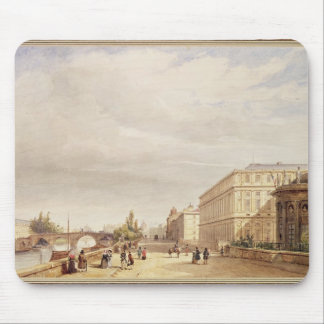 Le Quai d Orsay 1839 Mousepad