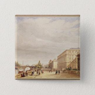 Le Quai d'Orsay, 1839 Button