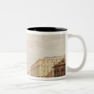 Le Quai d'Orsay, 1839 Two-Tone Coffee Mug