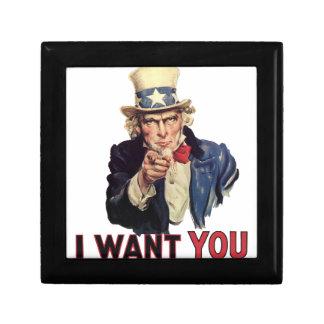Le quiero, América US/USA, TRISTE Cajas De Joyas
