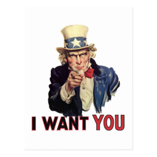 Le quiero, América US/USA, TRISTE Postal