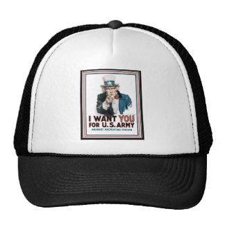 le quiero gorras de camionero