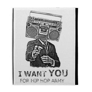 Le quiero para el ejército del hip-hop
