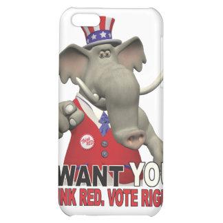 Le quiero - piense la derecha roja del voto