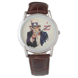 ¡Le quiero! Relojes De Pulsera