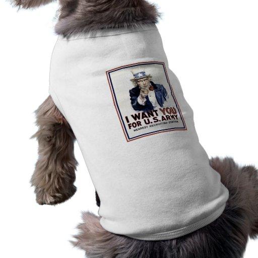 Le quiero - WW2 Ropa De Mascota