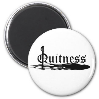 Le Quitness 2 Inch Round Magnet
